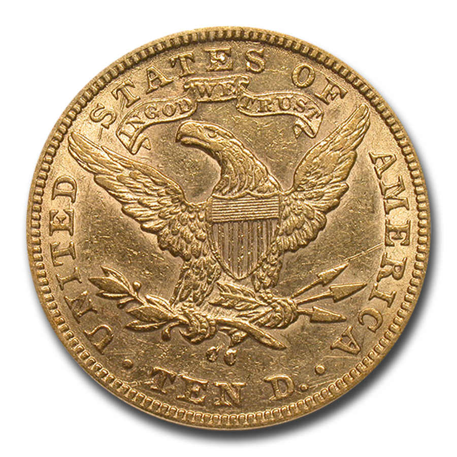 1881-CC $10 Liberty Gold Eagle - XF-40 PCGS
